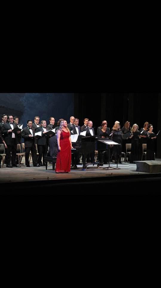 LA Opera Great Choruses Concert
