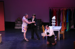 Highlands Opera Studio Ariadne auf Naxos