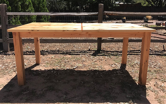 Reclaimed Dining Table*