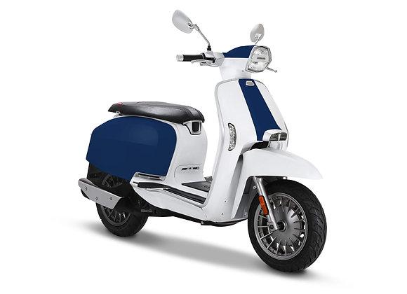 LAMBRETTA V125 Special BiColor Azul/Branco