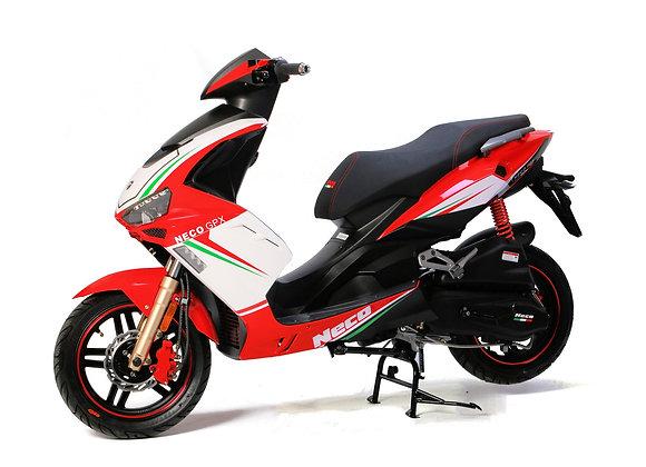 NECO GPX 125 Rosso Racing