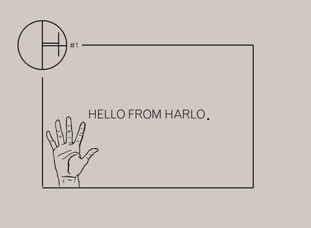 HELLO FROM HARLO