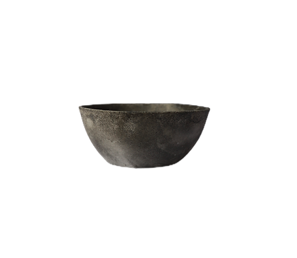 Black Fired Bowl - Small