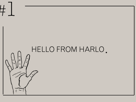 Hello From Harlo