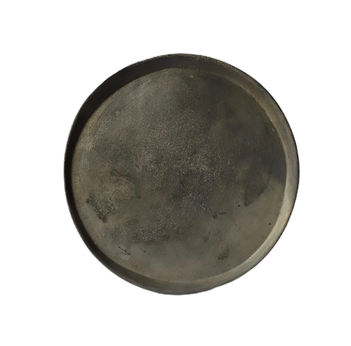 Black Fired Plate - Small