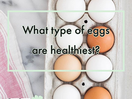 What type of eggs are the healthiest?