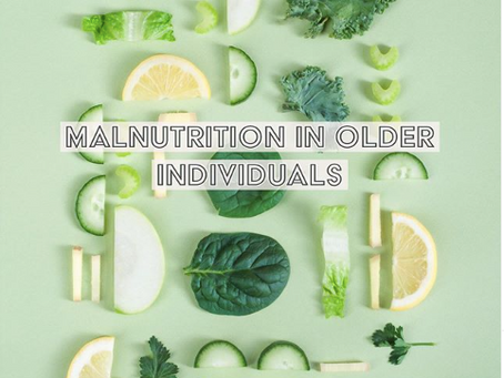 Malnutrition in Older Individuals