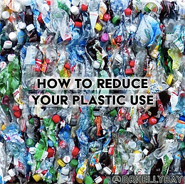 How Plastic Harms Your Health and How to Reduce Use