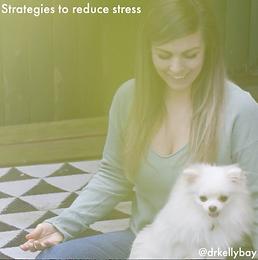 Stress Reduction Strategies