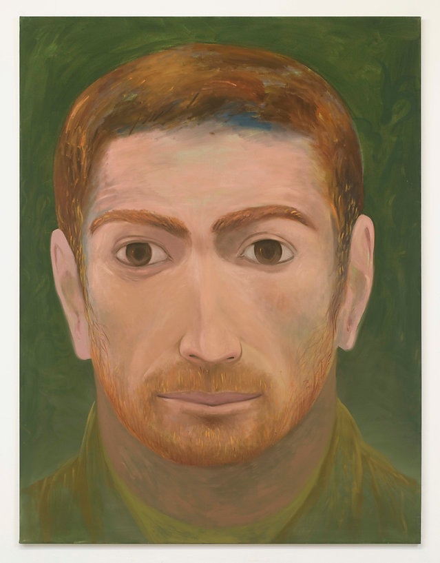 Portrait No. 5_2015_oil on canvas_170 x
