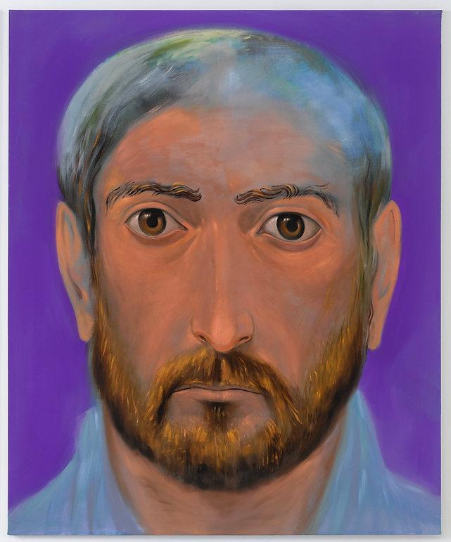 Portrait No. 9_2015_oil on canvas_170 x