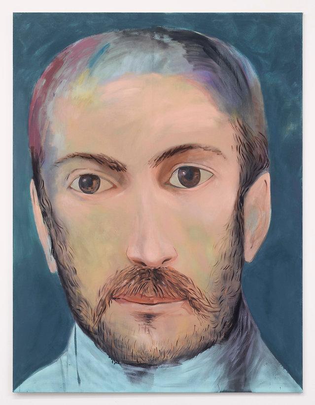 Portrait No. 1_2014_oil on canvas_170 x
