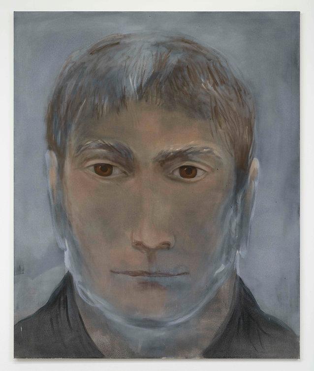 Portrait No. 3_2015_oil on canvas_175 x