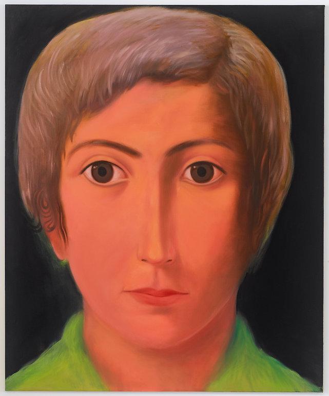 Portrait No. 6_2015_oil on canvas_170 x