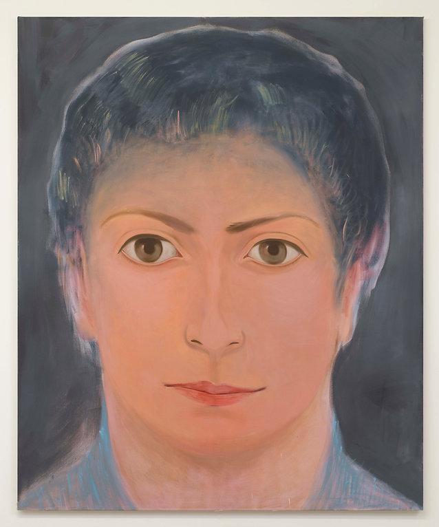 Portrait No. 4_2015_oil on canvas_175 x
