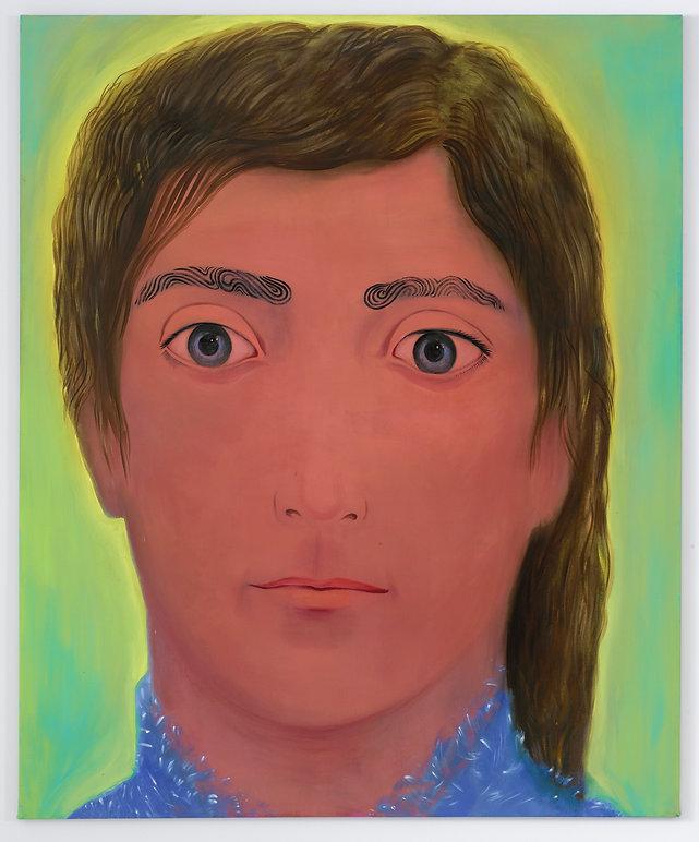 Portrait No. 8_2015_oil on canvas_170 x