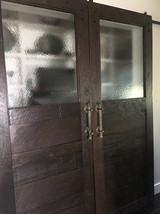 Double Barn Door on Pantry