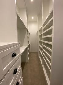 Midlo Home Master Closet
