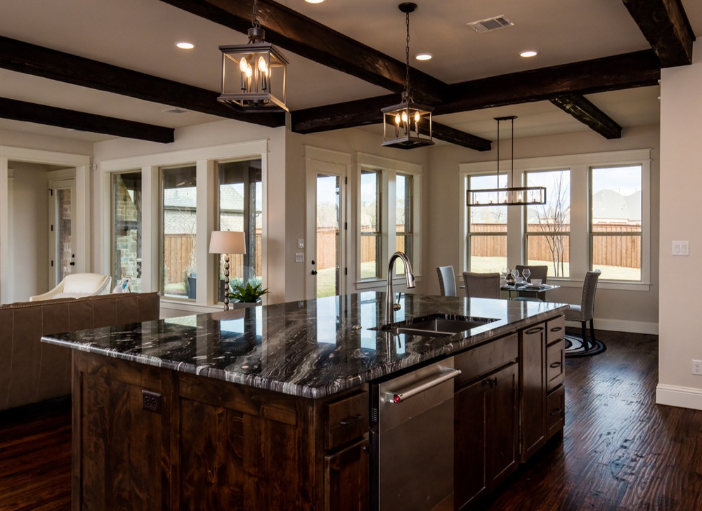 Winding Home Kitchen View