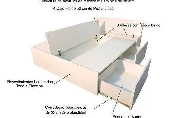 Madero Queen Detalles