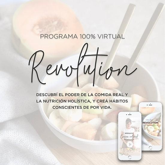 Pre Inscripción PROGRAMA REVOLUTION