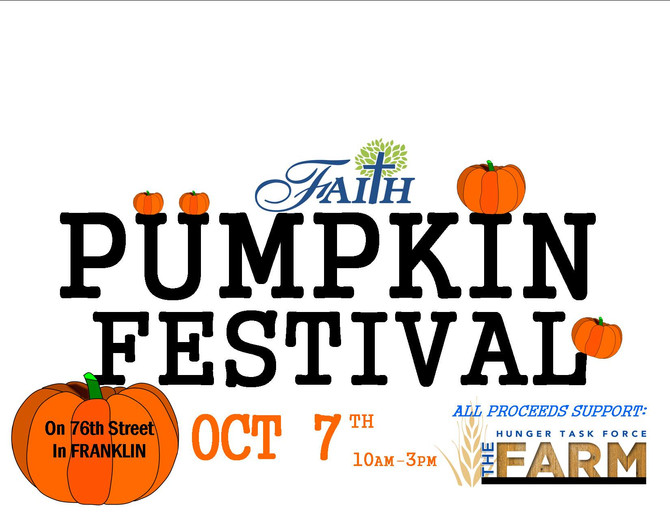 Pumpkin Festival - Faith Community Church and Academy