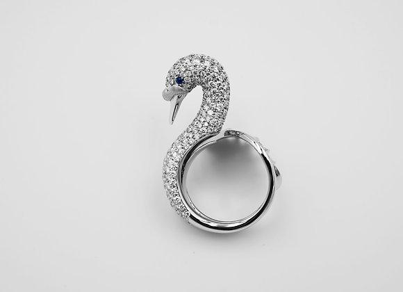 SWAN - White ring