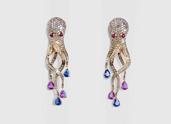OCTOPUS - Earrings