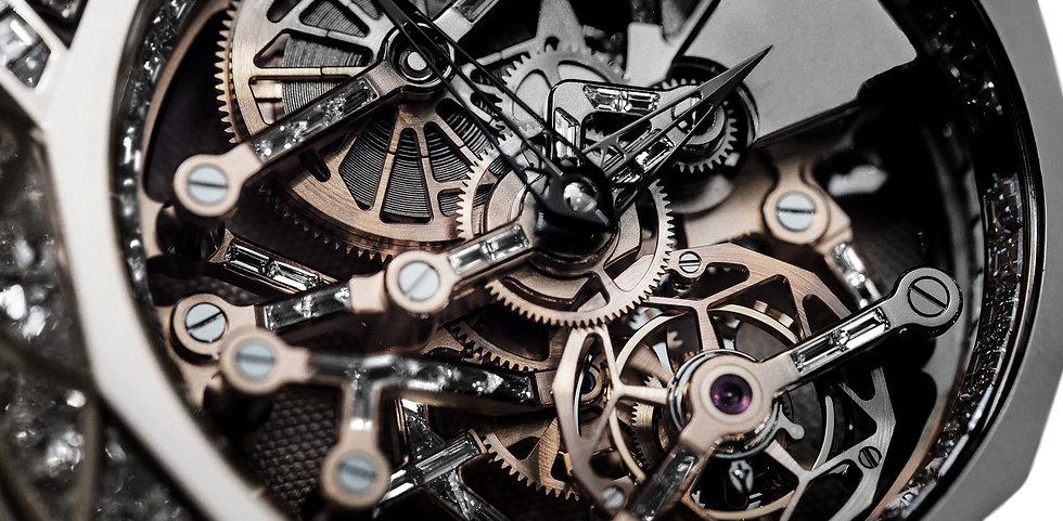 produits horlogers et joailliers