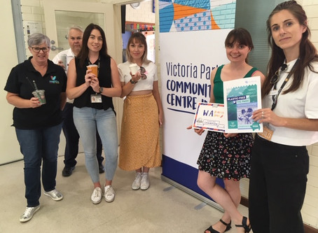 Plastic free champions in Vic Park