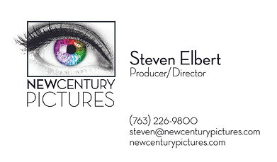 New Century Pictures Card