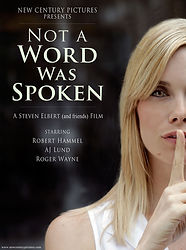 Not a Word Spoken Cover