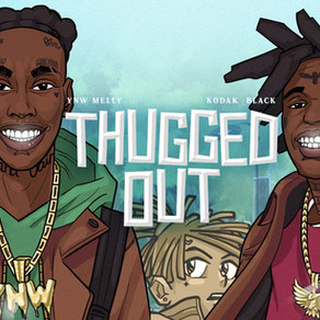 "YNW Melly & Kodak Black Drops New Hit ""Thugged Out"""
