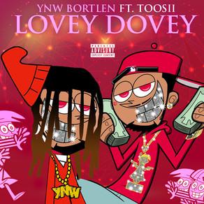 "YNW Bortlen recruits Toosii for ""Lovey Dovey"""