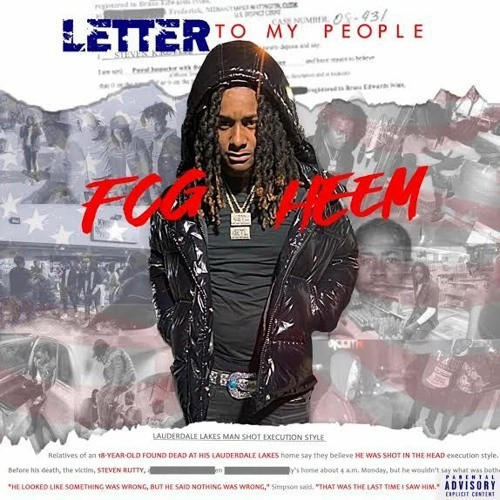 Letter To My People