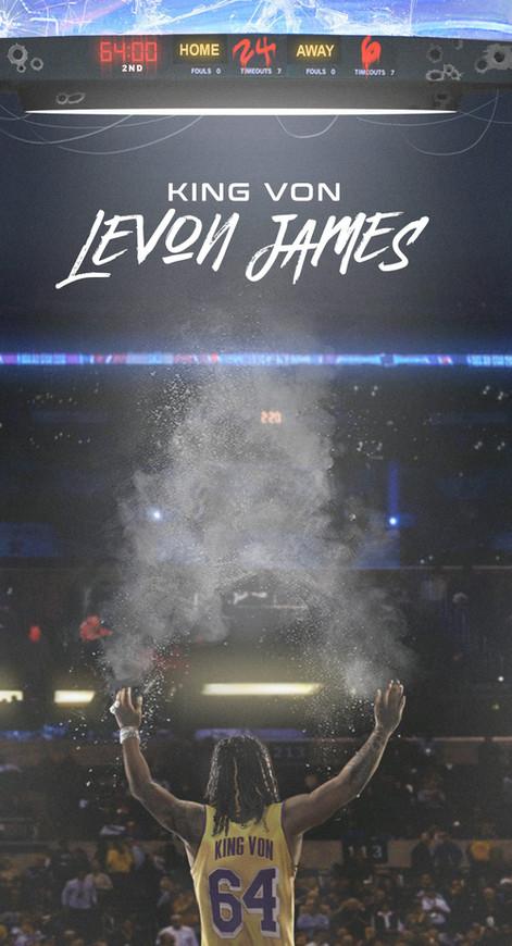 Levon James