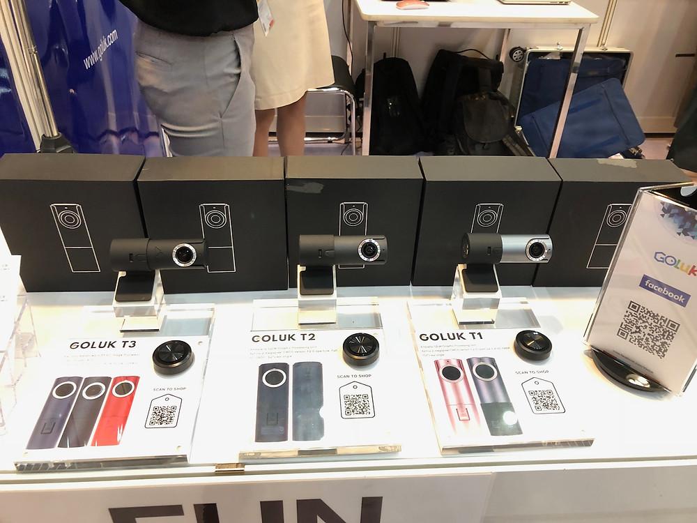 Goluk T range Dashcam