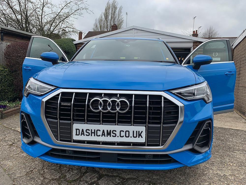 Audi Dashcam