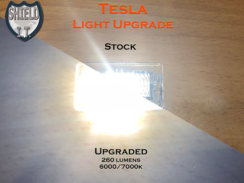 Ultra Bright Retina LED Tesla replacement Lights