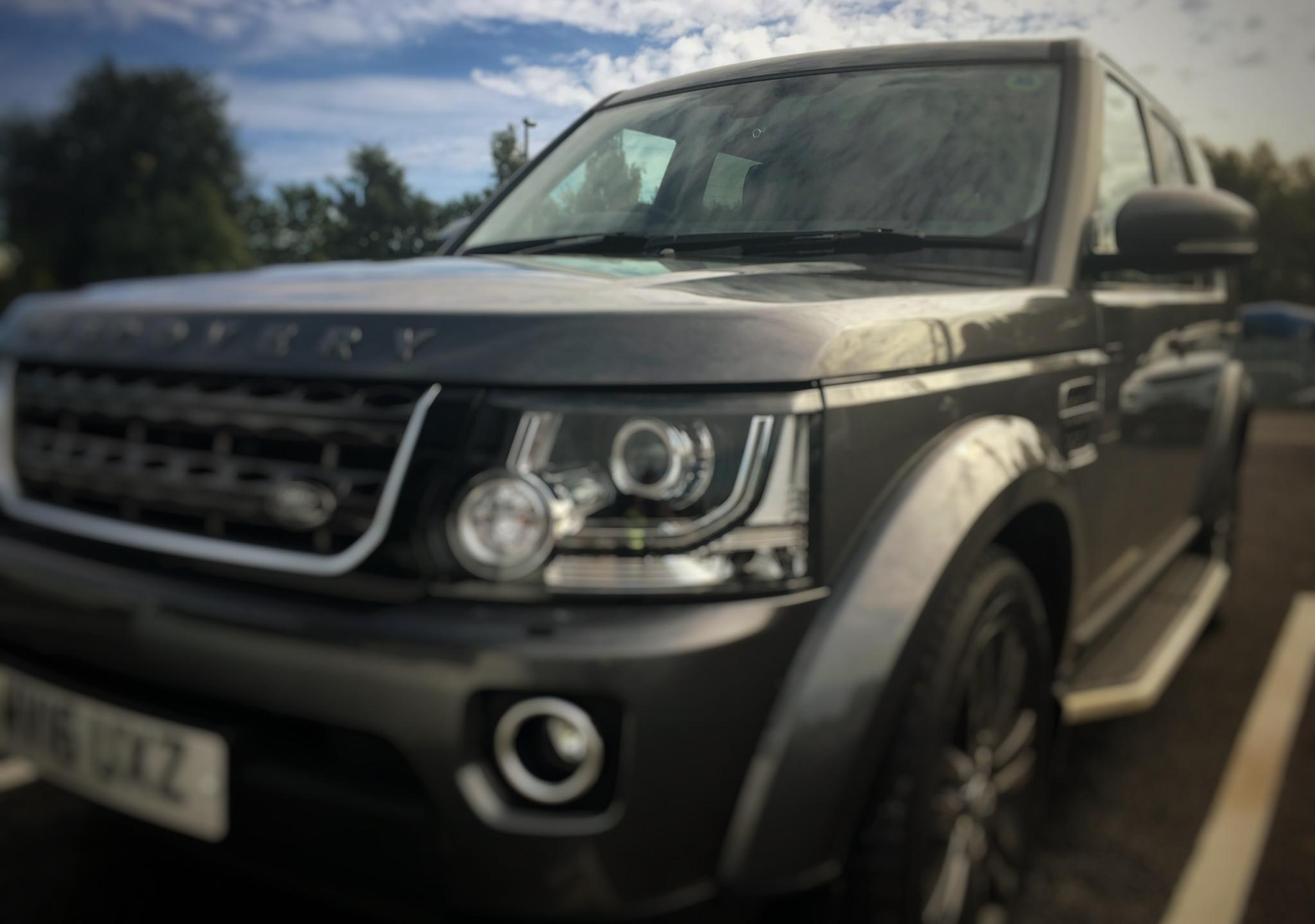 Land Rover Dashcam, Middleton, Manchester Goluk T1 T3