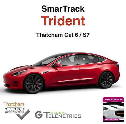 Trident Cat 6 S7 Tracker