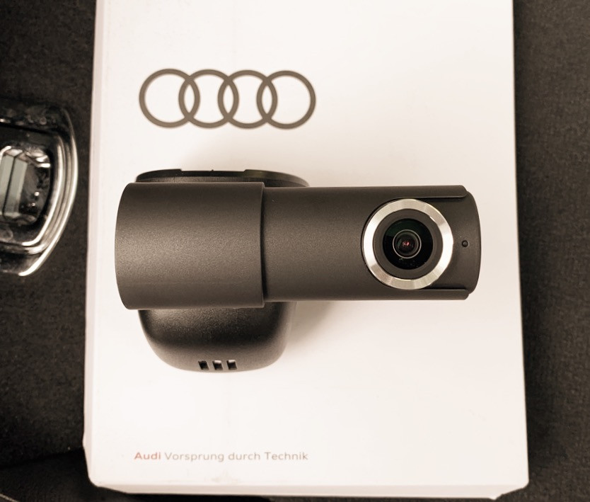 Audi Dashcam Manchester