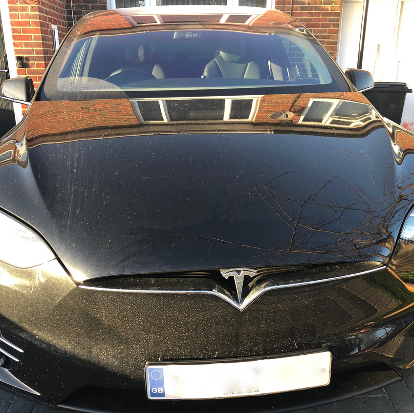 Tesla Model X Harlow Essex