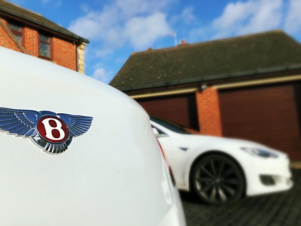 Bentley dashcam installer