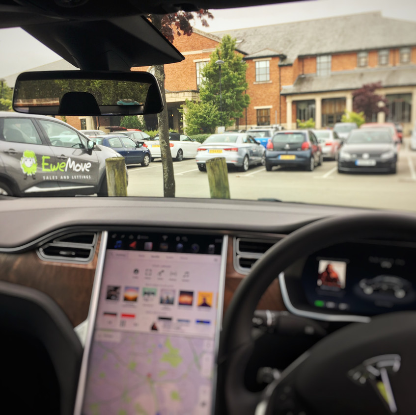 Tesla Model S Dashcam Goluk T1 T3 Bradford West Yorkshire London Ewemove.com
