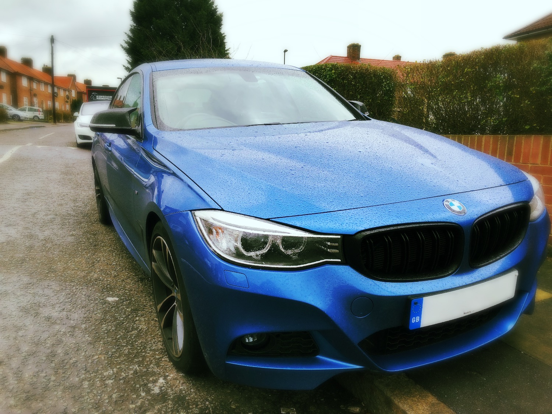BMW 3 GT  Goluk Dashcam
