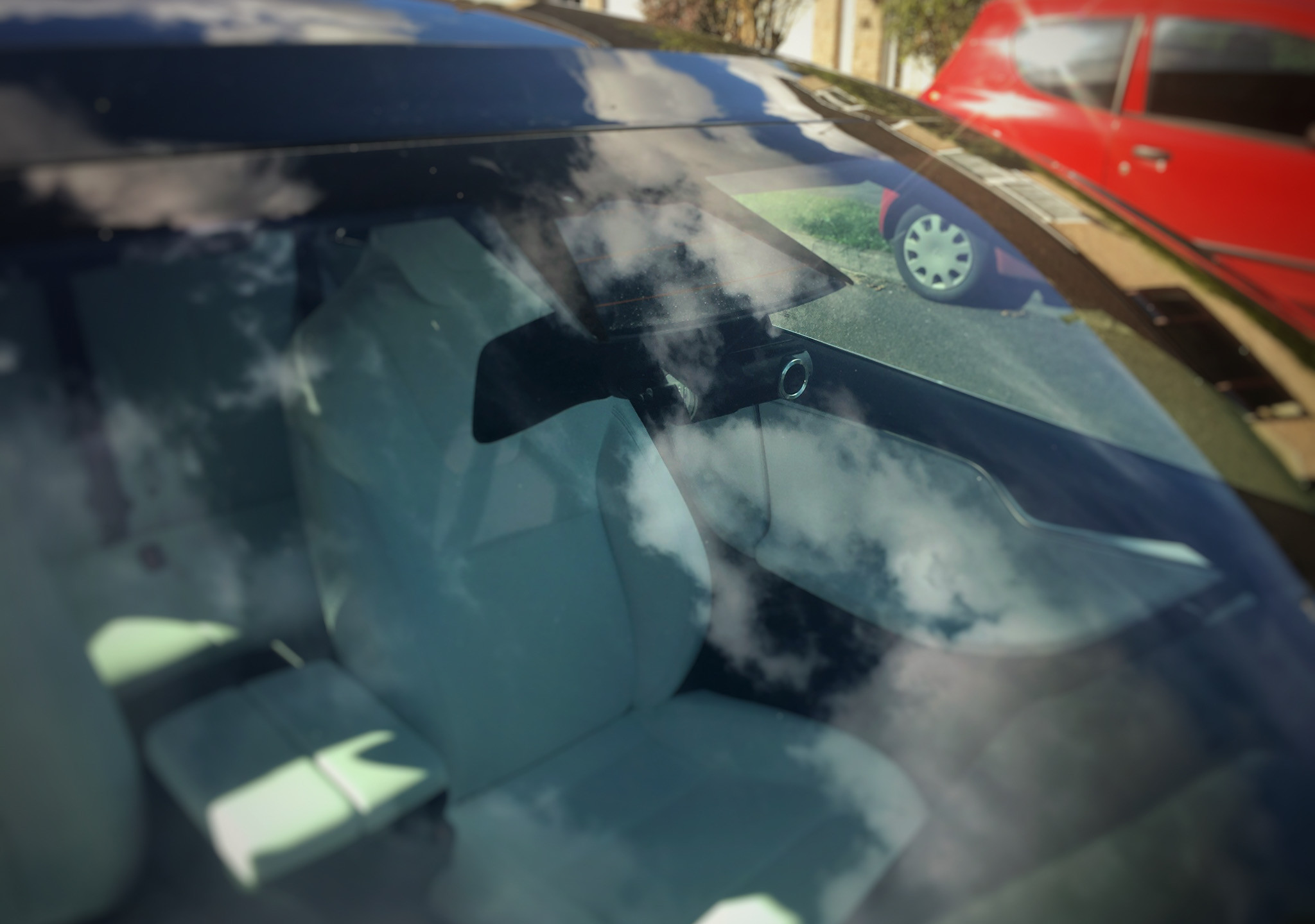 Tesla Dashcam Install Hope Valley Derbyshire