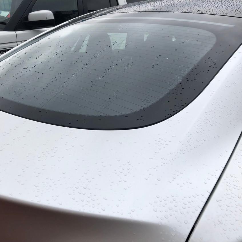 Tesla Dashcam Manchester install rear camera