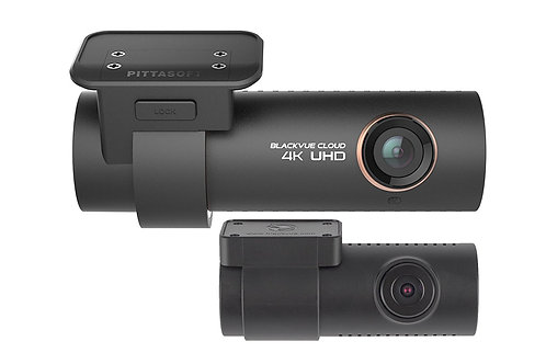 Blackvue DR900S 32gb 2CH 4K Ultra HD with GPS and Wi-Fi Cloud Enabled