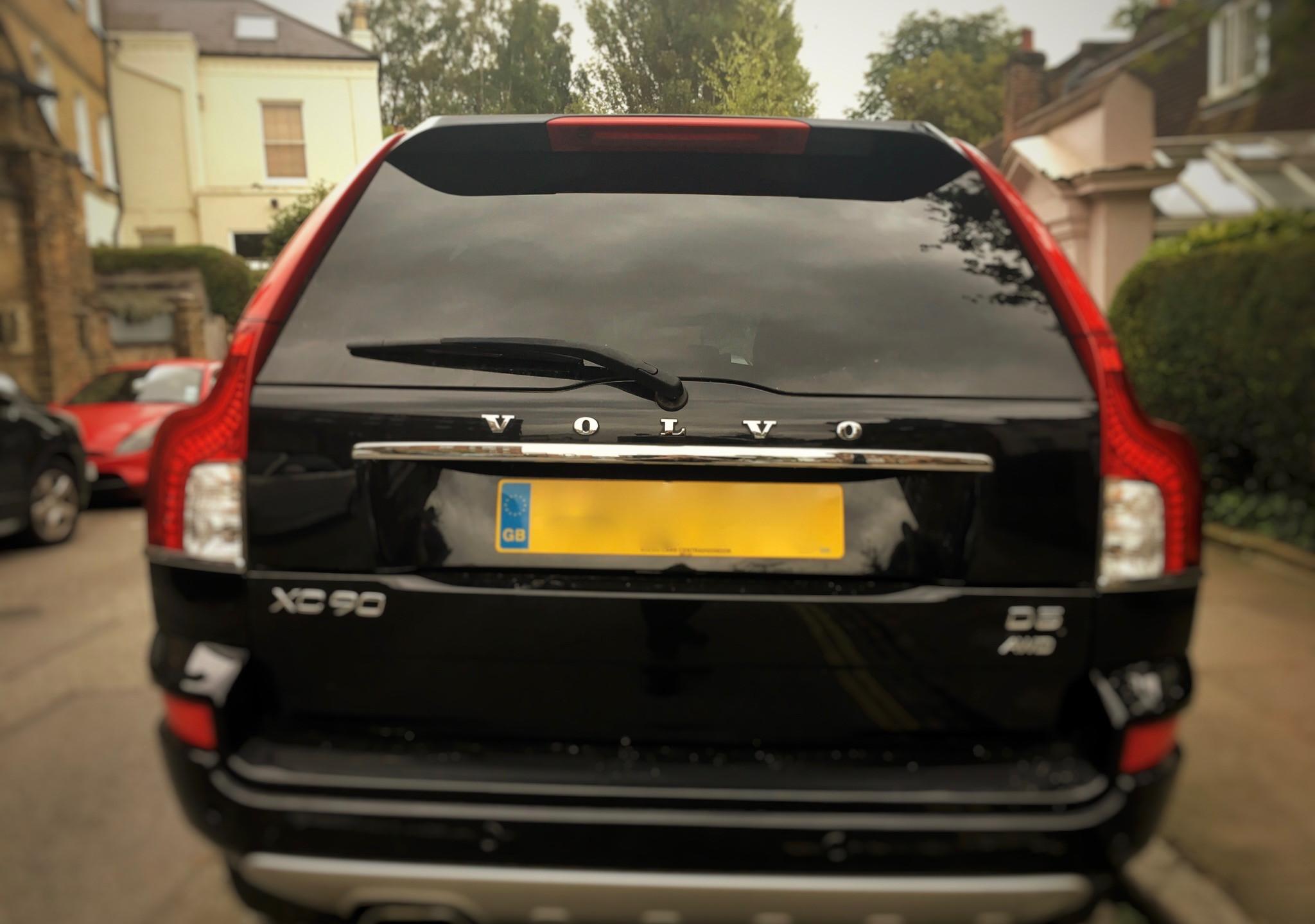 Volvo Dashcam Installer Hampstead Heath London, Goluk T1 T3